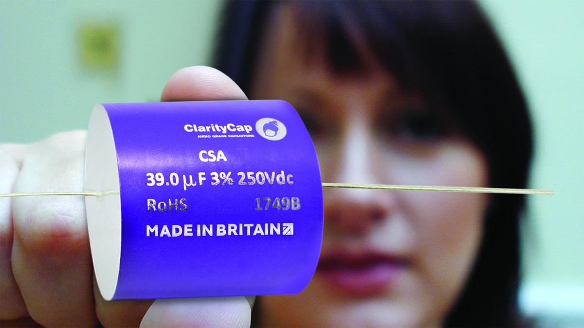 Charcroft Acquires ICW and ClarityCap Audio Capacitors from BorgWarner Wrexham