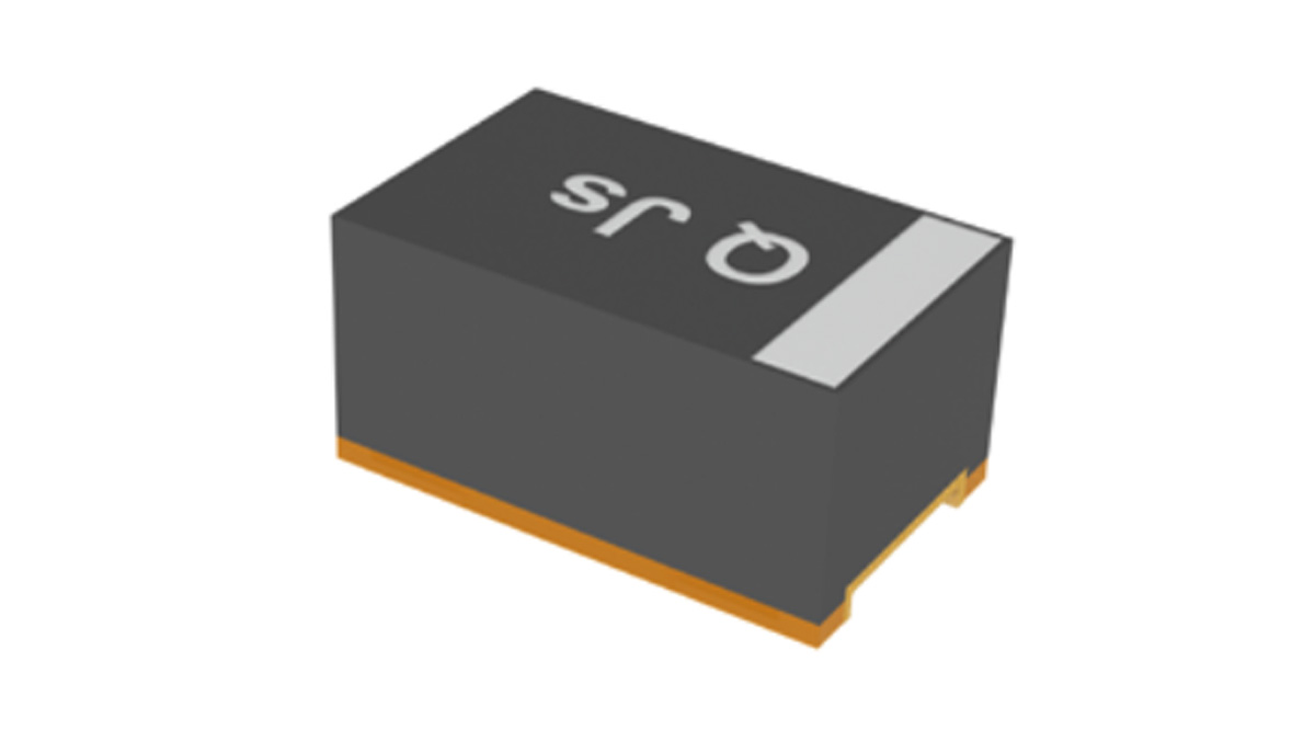 KEMET Introduced New Tantalum Polymer Ultra-Thin 0.8mm Max Height Capacitors 47uF/6.3V and 22uF/16V