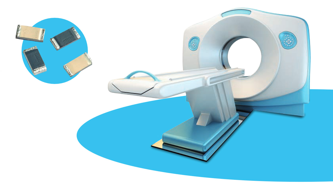 Resistor Design Considerations for Medical Applications