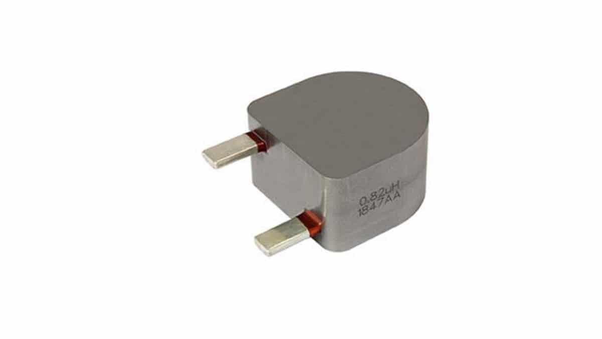 Vishay Introduces High Saturation, High Tempature Through-Hole Inductor in Compact Size
