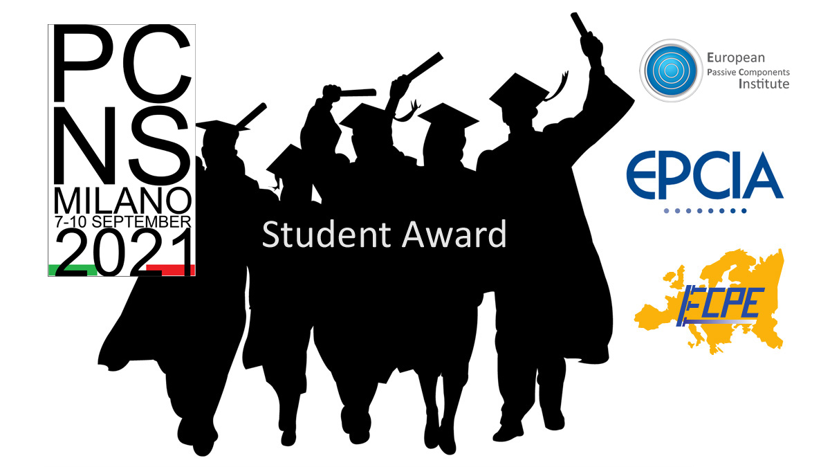 PCNS Passive Components Symposium Joins EPCIA Student Award Program