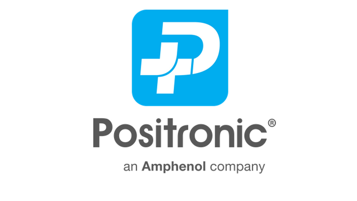 Positronic Becomes Part of Amphenol Corporation