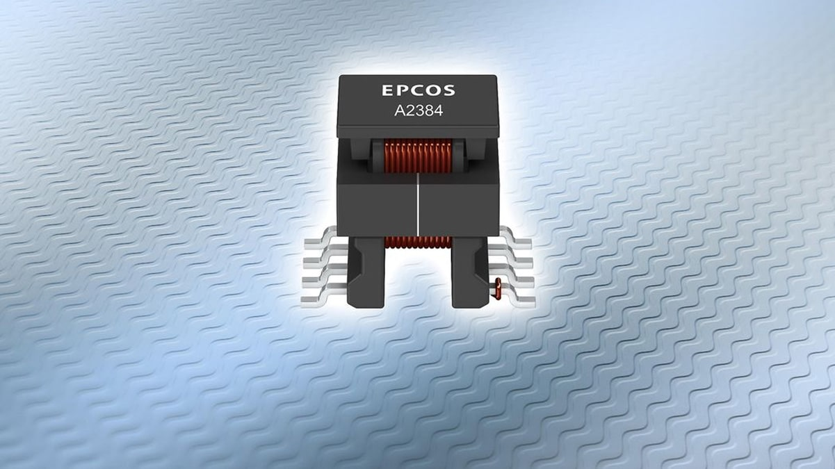 TDK Offers AEC-Q200 SMD Compact Transformers for DC/DC Converters