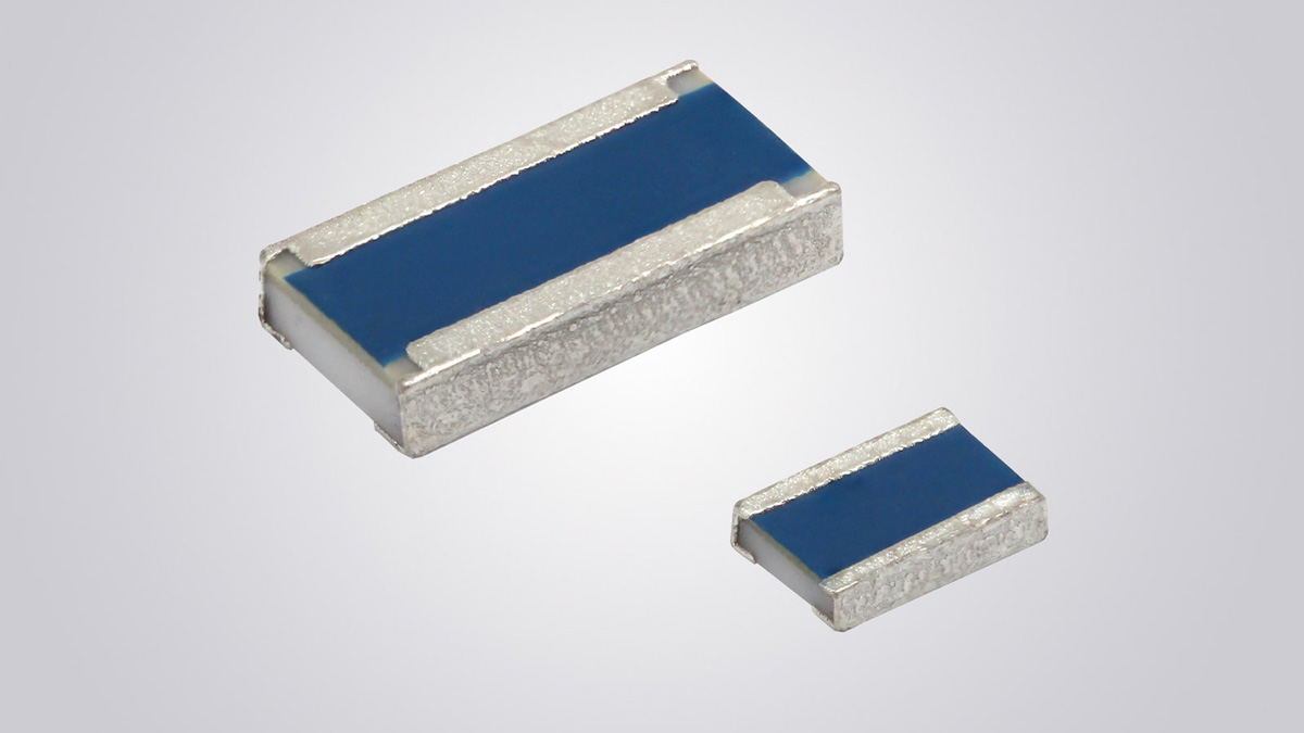 Vishay Extends Wide Terminal Thin Film Chip Resistors With Larger 0612 Case Size