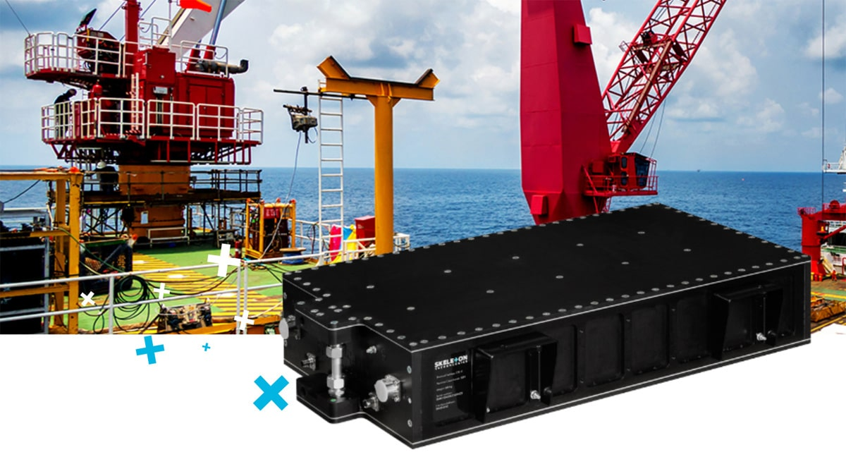 Skeleton and NXTech Launch a New Project for the Development of Marine Certified Ultracapacitor Modules