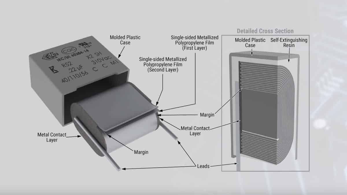 Kemet Tech Paper Introduces Its Compact Emi Suppression And Dc Link Film Capacitors For Harsh Environment In Energy Industrial And Automotive Applications Passive Components Blog